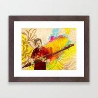 Harana Framed Art Print