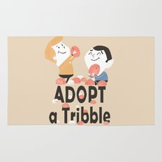 Adopt a Tribble Rug