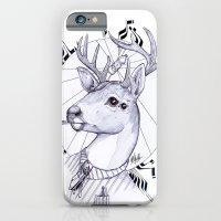 Deer In Dress Code  iPhone 6 Slim Case