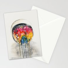 Somewhere in Space, I'm Dreaming Stationery Cards