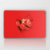 The Red Knight (Red Vers… Laptop & iPad Skin