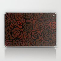 Cluster of Roses Laptop & iPad Skin