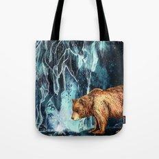 BearCave Tote Bag