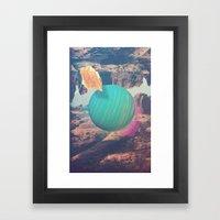 51 Pegasi B Framed Art Print