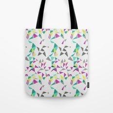 watercolor geometry  Tote Bag