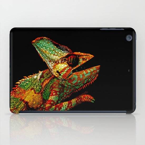 KARMA CHAMELEON iPad Case