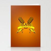 WHACK BAT Stationery Cards