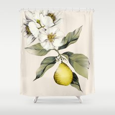 Jasmin & Bergamot Shower Curtain