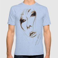 Eye Mens Fitted Tee Athletic Blue SMALL