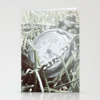 First Frost Of Winter Stationery Cards