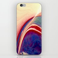 The Bent Earth Theory iPhone & iPod Skin