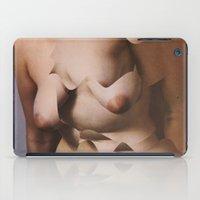 torso cut iPad Case