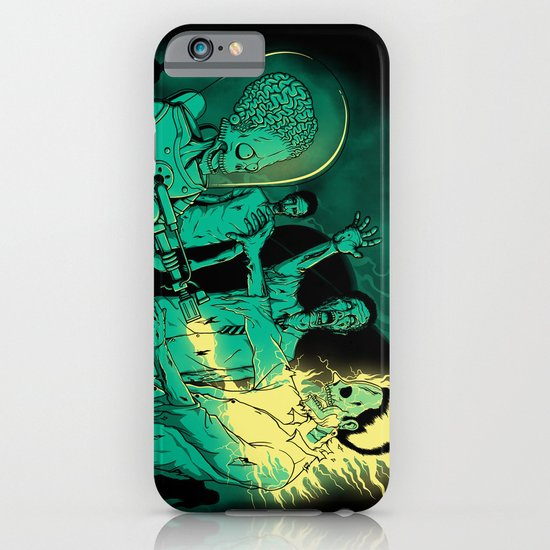 Zombies Attack iPhone & iPod Case
