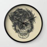 Dead Duran Wall Clock