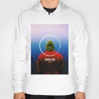 Hard luck tshirt design #1 Hoody