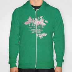 I dont like morning people, or  mornings, or people- pink for girls Hoody