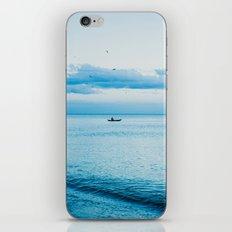 Blue Sea iPhone & iPod Skin