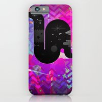 iPhone & iPod Case featuring Illusion by Cupi W