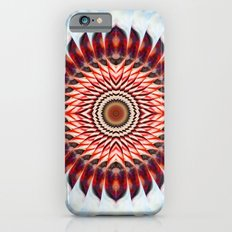 Windmill mandala Slim Case iPhone 6s