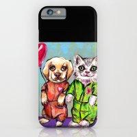 Tiny Pajama Party iPhone 6 Slim Case