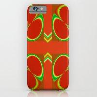 Red Eight iPhone 6 Slim Case