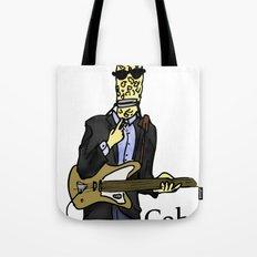 Cob Dylan Tote Bag