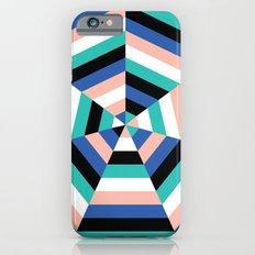 Heptagon Quilt 3 iPhone 6s Slim Case