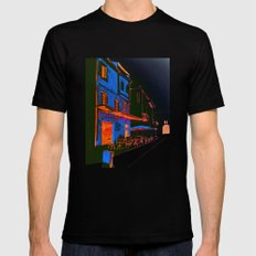 absinthe Black SMALL Mens Fitted Tee