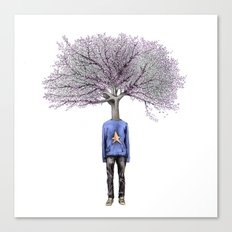 Treenager Canvas Print