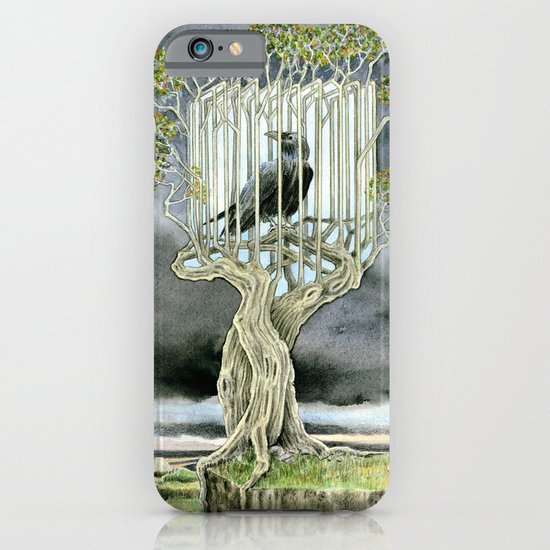 Wicked nature iPhone & iPod Case