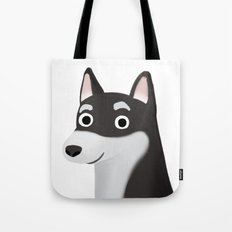 Husky - Cute Dog Series Tote Bag