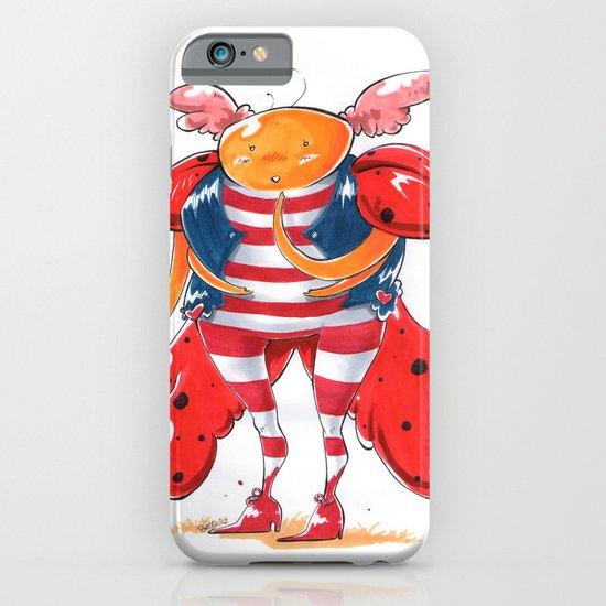Little LadyBug iPhone & iPod Case