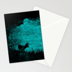 Patronus in a Dream Stationery Cards