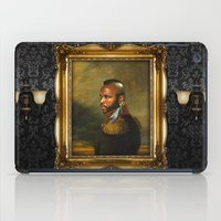 Mr. T - replaceface iPad Case