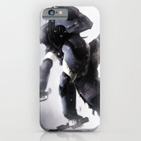 iPhone & iPod Case featuring Black Blood by Yvan Quinet