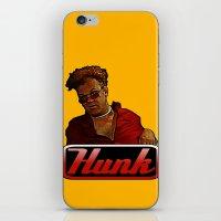 Stan Brule  |  Hunk iPhone & iPod Skin
