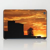 Castle Sunset  - JUSTART © iPad Case