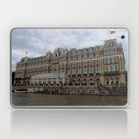Amsterdam Hotel Laptop & iPad Skin