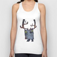 What?! Unisex Tank Top