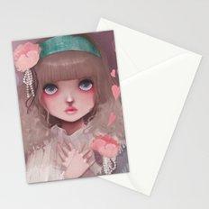 Le coeur en liesse... Stationery Cards