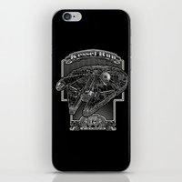 Kessel Run iPhone & iPod Skin