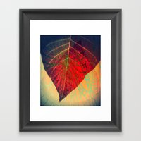 Design Digital Photo Framed Art Print