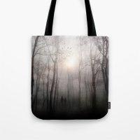 Eternal Walk Tote Bag