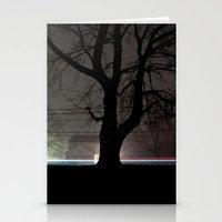 car Stationery Cards featuring Car by Conor O'Mara