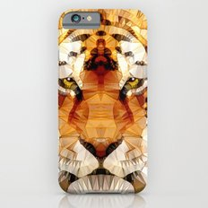 Abstract Tiger iPhone 6 Slim Case