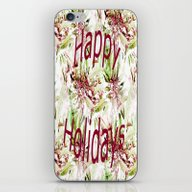 Happy Holidays To The St… iPhone & iPod Skin