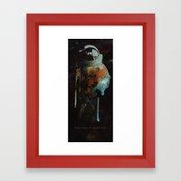 Cowboy Bebop Cosmonaut Framed Art Print