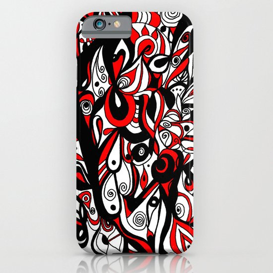 into my eye iPhone & iPod Case