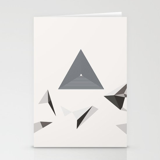 Origami Stationery Card