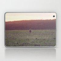 Kangaroo at Sunset Laptop & iPad Skin